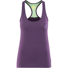 Edelrid Signature Tank Women elderberry